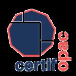 Logo officiel Certifopac